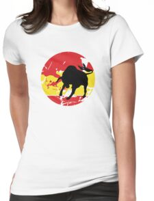 Espana 3 Womens Fitted T-Shirt