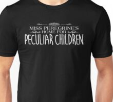 Miss Peregrines Home For Peculiar Children The Movie Unisex T-Shirt