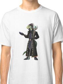 Skyrim Thalmor Argonian Classic T-Shirt