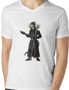 Skyrim Thalmor Argonian Mens V-Neck T-Shirt