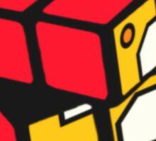 Mystery Cube Sticker
