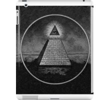 The Eye of Providence iPad Case/Skin