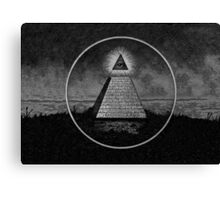 The Eye of Providence Canvas Print