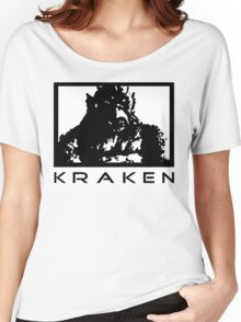 Kraken Shirt Women's Relaxed Fit T-Shirt