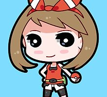 ORAS May Chibi by Jelly Gem