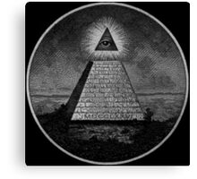 Eye of Providence  Canvas Print