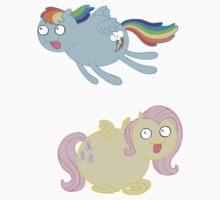 Poobrain Minis - Pegasus by TipsyKipsy