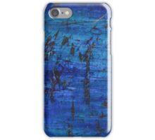 Blue Series 1 iPhone Case/Skin
