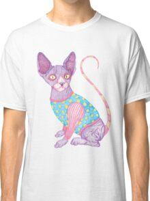 The Clowncat (Sphynx) Classic T-Shirt