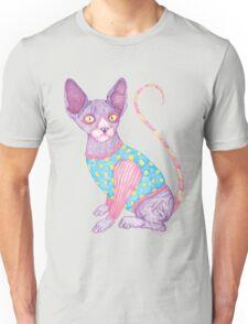 The Clowncat (Sphynx) Unisex T-Shirt