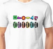 Geometry Dash - Portals Unisex T-Shirt