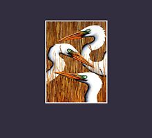 Three Egrets T-Shirt