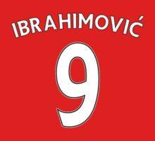 Zlatan Ibrahimovic One Piece - Short Sleeve