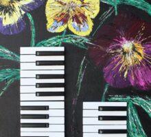Vivaldi IV - Piano Sticker