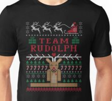Rudolph Ugly Christmas Kid's T-Shirt Unisex T-Shirt
