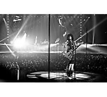 Paul Stanley of KiSS  Photographic Print