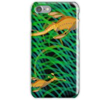 Weedy sea dragon iPhone Case/Skin