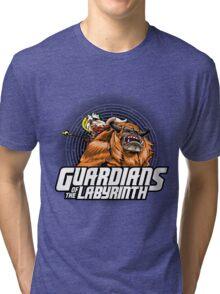 Guardians of the Labyrinth Tri-blend T-Shirt