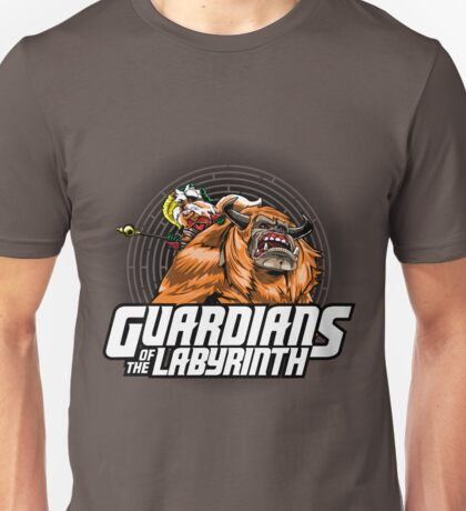 Guardians of the Labyrinth Unisex T-Shirt