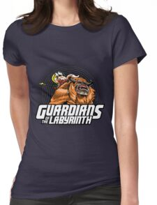 Guardians of the Labyrinth Womens Fitted T-Shirt