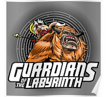 Guardians of the Labyrinth Poster