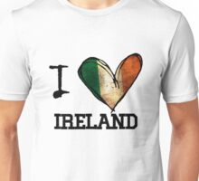 love ireland Unisex T-Shirt