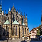 Czech Republic. Prague. Cathedral. by vadim19