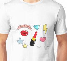 Girly Pattern Unisex T-Shirt