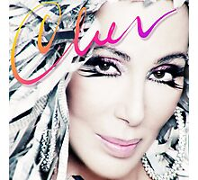 tour date hot perform cher yl1 Photographic Print