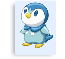 Piplup! Canvas Print