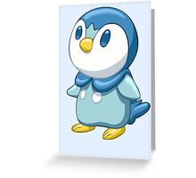 Piplup! Greeting Card