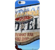 Route 66 - Oatman Hotel iPhone Case/Skin