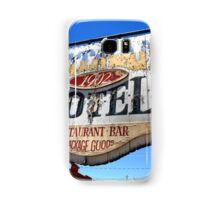 Route 66 - Oatman Hotel Samsung Galaxy Case/Skin