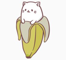 Bananya - Bananya (large) One Piece - Long Sleeve