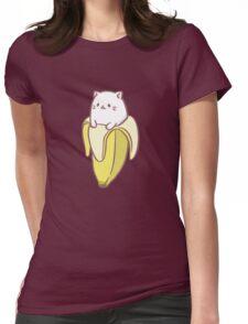 Bananya - Bananya (large) Womens Fitted T-Shirt