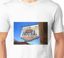 Route 66 - Oatman Hotel Unisex T-Shirt