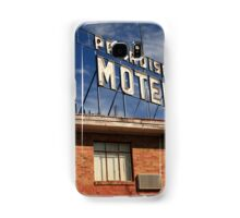 Route 66 - Paradise Motel Samsung Galaxy Case/Skin