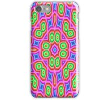 Colorful abstract Kaleidoscope art iPhone Case/Skin