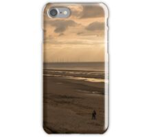 Formby Beach at Sunset iPhone Case/Skin