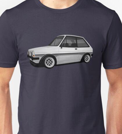 Mk1 Fiesta Supersport (Silver) Unisex T-Shirt