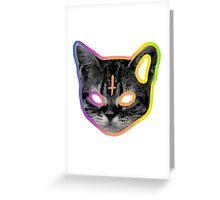 Golf Wang Cat Greeting Card