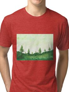 Trees For The Woods Tri-blend T-Shirt