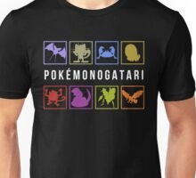 Monogatari Crossover (Coloured) Unisex T-Shirt