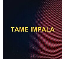 Tame Impala - Currents/Let It Happen  Photographic Print