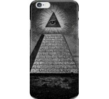 Eye of Providence  iPhone Case/Skin