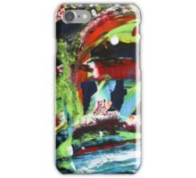 Explosion of color 3 iPhone Case/Skin