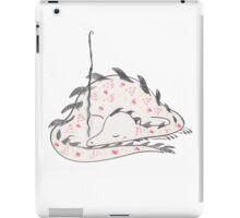 Sleeping Dragon iPad Case/Skin