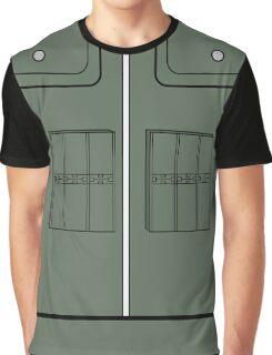 Shinobi Jacket - Naruto Graphic T-Shirt