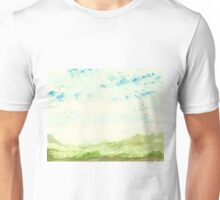 Hills and Valleys Unisex T-Shirt