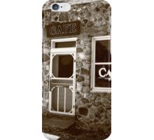 Route 66 Cafe iPhone Case/Skin